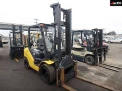 Komatsu. Forklift, 3 000кг., Дизельный. Под заказ
