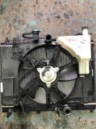 Радиатор Nissan Tiida Latio