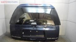 Крышка (дверь) багажника Chevrolet Trailblazer 2001-2010