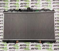 Радиатор охлаждения ДВС Nissan (пластинчатый)