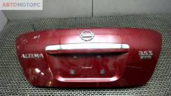 Крышка (дверь) багажника Nissan Altima 4 2007-2012