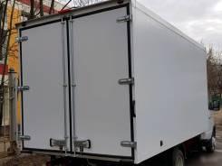 Новая будка (фургон) сэндвич 4,2м высота 2,2м