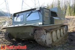 ГАЗ 34039. Гусеничный снегоболотоход аналог Газ-34039, 1 000кг., 4 700кг.