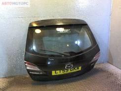 Крышка (дверь) багажника Mazda 6 (GH) 2007-2012