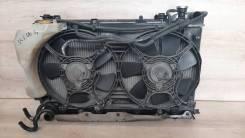 Радиатор охлаждения двигателя. Subaru Forester, SG5 EJ205