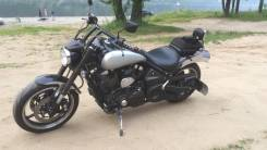 Yamaha Roadstar Warrior. 1 700 куб. см., исправен, птс, с пробегом
