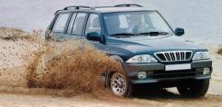 SsangYong Musso, 1993