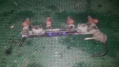 Топливная рейка с форсунками Nissan sunny b15 qg13de
