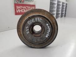 Шкив коленвала 2.2 дизель [25182193] для Chevrolet Captiva