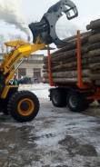 Бревнозахват для погрузчиков от 9 - 16 тонн