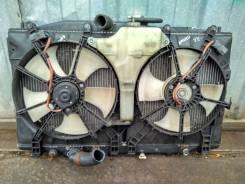 Вентилятор охлаждения радиатора Honda Accord 7