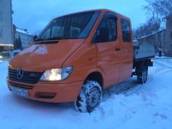Mercedes-Benz Sprinter. Продам мерседес спринтер двукабинник 4 вд, 2 700 куб. см., 1 500 кг., 4x4