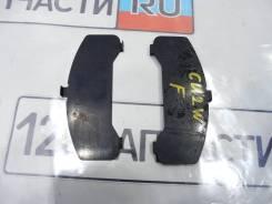 Пластины передних тормозных колодок ( КОМПЛЕКТ ) Mitsubishi Airtrek CU2W