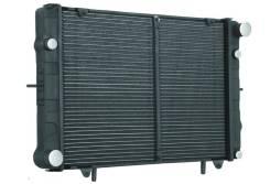 Радиатор охлаждения двигателя. ГАЗ ГАЗель ГАЗ Соболь