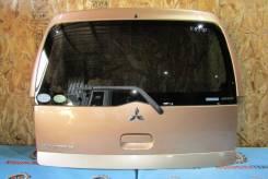 Дверь багажника Mitsubishi EK Active H81W №21