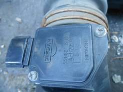 Датчик расхода воздуха Nissan Elgrand ALWE50, VG33E