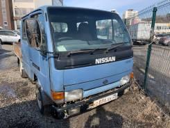 Nissan Atlas. 4WD, не конструктор, категория В., 2 700куб. см., 1 500кг., 4x4