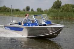 Моторная лодка Салют-430 Scout тр 380