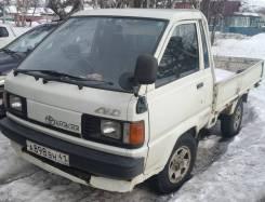 Toyota Lite Ace Truck. Продается грузовик Lite Ace, 1 800куб. см., 1 000кг., 4x4
