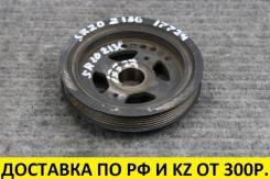 Контрактный шкив коленвала Nissan/Infiniti SR18/SR20. Оригинал