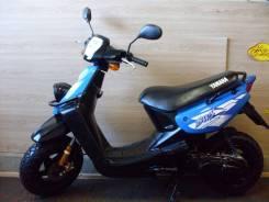 Yamaha BWS 50. 50куб. см., исправен, без птс, без пробега