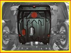 Защита двигателя с крепежом и инструкцией ! Броня! Металл!