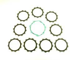 Набор фрикционных дисков сцепления Athena YAMAHA YZ250F 01-13/WR250F 01-13 P40230106