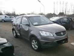 SsangYong New Actyon, 2012