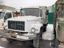 ГАЗ-33081. Грузовой с бортовой платформой ГАЗ 33081, 2 250кг., 4x4. Под заказ
