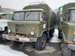 ГАЗ 66. Грузовой фургон , 4x4. Под заказ