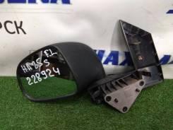 Зеркало Suzuki Alto 2009-2014 HA25S K6A, переднее левое