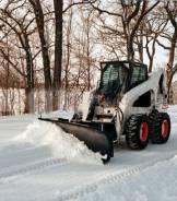 Услуги Фронтального погрузчика Boobcat S205, S250, T650. Уборка снега.