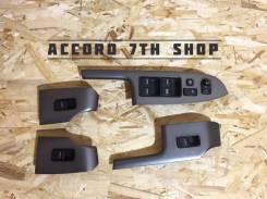Блок управления стеклоподъемниками. Honda Accord, CL7, CL8, CL9, CM1, CM2, CM3, CM5, CM6 J30A4, J30A5, JNA1, K20A, K20Z2, K24A, K24A3, K24A4, K24A8