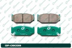 Колодки передние G-brake, GP09039(OEM 55810-63J00,55810-57K00)