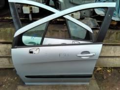 Дверь левая Peugeot 308