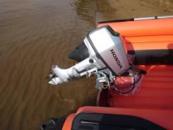 Лодочный мотор, лодка, электрический насос, два жилета.
