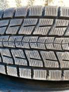 Dunlop Winter Maxx SJ8. зимние, без шипов, 2017 год, б/у, износ 5%