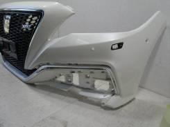 Бампер с решеткой Crown 220 RS