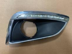 Накладка правая противотуманной фары Hyundai IX35