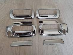 Накладки на ручки хромированные Toyota LAND Cruiser 80 (1990-1997)