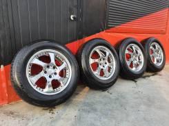 """Продам хороший комплект колес 235/65 R18. Japan. 8.0x18"""" 5x114.30 ET40"""
