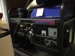 Генератор Yamaha EDA5000 по запчастям
