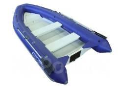 """Cкладная лодка RIB WinBoat 375RF Sprint ОФ. дилер """"Хищникъ"""" в Томске"""