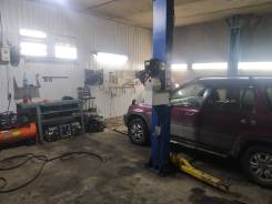 Автосервис самообслуживания, гараж на час