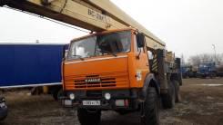 КЭМЗ ВС-28К. В Оренбурге Специальный автомобиль Камаз 43114-15 ВС-28К, 2007 г. в.