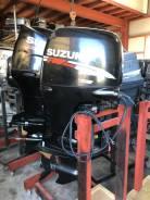 Suzuki. 115,00л.с., 4-тактный, бензиновый, нога L (508 мм), 2008 год