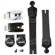 Стрепы к мотоботам с застежками Fox 180 Strap/Buckle/Pass Kit Black (21502-001-NS), Размер OS