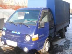 Hyundai. Бортовой грузовик Хундай с тентом., 2 500куб. см., 1 200кг., 4x2