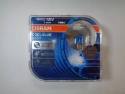 Лампа H1 12-80 P14,5s COOL BLUE Boost (Eurobox, 2шт) Osram