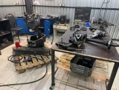 Ремонт грузовых редукторов и раздаточных коробок